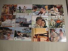 ZWEI AUF GLEICHEM WEG Aushangfotos Lobbycards TWO FOR THE ROAD Audrey Hepburn