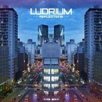 LUDRIUM Reflections (2017) 9-track CD album NEW/SEALED