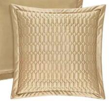 J. Queen New York Satinique Gold Collection European Pillow Sham Polyester Euro