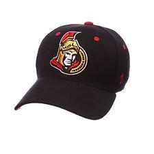 Ottawa Senators Hat Men's Breakaway Cap NHL 3D Embroidered Size M/L (7 ¼ 7 ⅜)