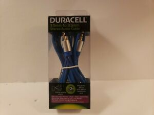 DURACELL 3.5MM TO 3.5MM Sterio Audio Cable