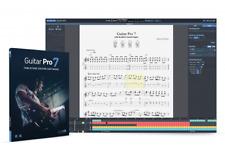Arobas Music Guitar Pro 7 Tablature Editor PC/MAC **NEW**