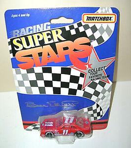 1992 Matchbox RACING SUPER STARS Thunderbird 1/64 Diecast Elliott AMOCO #11