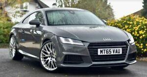 Audi TT 2.0 TFSI S line ss 3dr