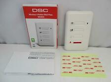 DSC WS4979 Wireless 4-Button Wall Plate PowerSeries Alarm Systems Maxsys PC4164