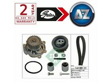 For Seat Leon 1P1 2.0 FSI 150HP -10 Powergrip Timing Cam Belt Kit And Water Pump