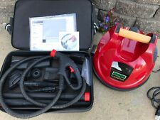 Ladybug 2350 Tekno Steam Vapor Steamer- Complete wTravel bag All Org Accessories