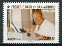 France Famous People Stamps 2020 MNH Frederic Dard San-Antonio Writers 1v Set