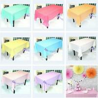 Useful Rectangle Tablecover Table Cover for Banquet Wedding Party Home Decor S