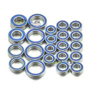 Traxxas Revo,Revo 3.3 Rubber Ball Bearing Set ABEC-3  #3905 #3908