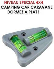 SPECIAL CARAVANE! DORMEZ TOUJOURS BIEN A PLAT!  PETIT NIVEAU A BULLE A COLLER