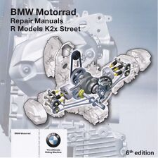 BMW R1200R R1200RT R1200S R1200ST Service Repair Manual