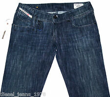 BNWT DIESEL MATIC 8CT STRETCH JEANS 29X34 100% AUTHENTIC SLIM FIT TAPERED LEG