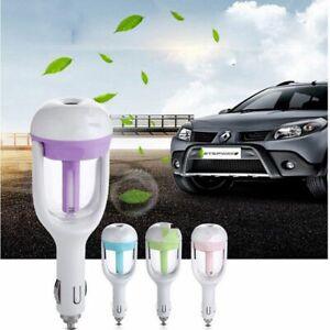 Mini Car Air Humidifier Diffuser Essential Oil Ultrasonic Aroma Mist Purifier ne