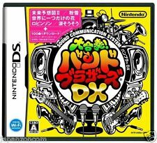 Used DS Daigasso! Band Brothers DX NINTENDO JAPANESE IMPORT