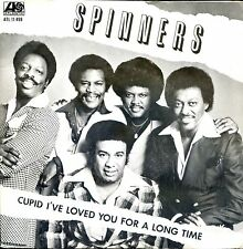 7inch SPINNERS cupid - i've loved you for a long time HOLLAND 1980 EX +PS