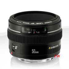Canon EF 50 mm 1: 1,4 USM Objektiv für EOS  50mm F4 NEU