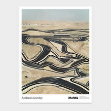 ANDREAS GURSKY BAHRAIN ART PHOTO PRINT POSTER - NEW, LARGE, BEAUTIFUL