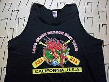 Large- NWOT Long Beach Dragon Boat Team T- Shirt