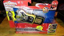 Power Rangers Super Megaforce Silver Ranger Morpher New