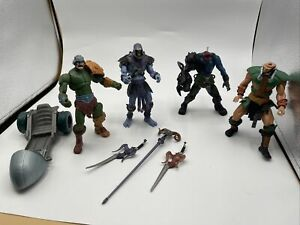 Mattel Masters of the Universe 200x loose action figure lot