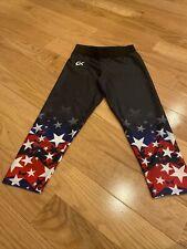 Gk Gymnastic Capri Pants Child Large