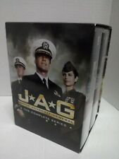Jag - The Complete Series (DVD, 2015, 55-Disc Set) Free shipping