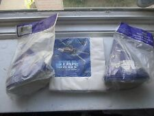 STAR WARS 2 PACKS OF HATS (8 EACH) & ONE PACK OF NAPKINS (16). 1997- 20 YRS OLD