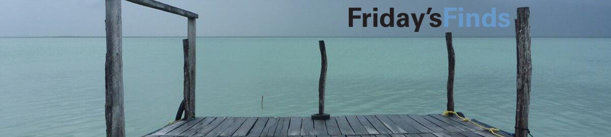 Fridays Finds