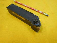 "KENNAMETAL TOP NOTCH CARBIDE INSERT 1 1/4"" LATHE THREADING TOOL HOLDER NSL-203D"