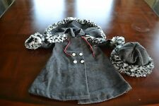 American Girl Nellie's Winter Coat Outfit