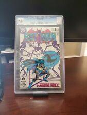 BATMAN 360 CGC 9.8 W pgs DC 1983 1st app SAVAGE SKULL