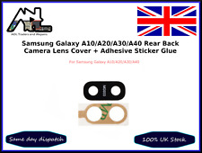 Samsung A10 A20 A30 A40 Back Rear Camera Lens Replacement With Adhesive Tape