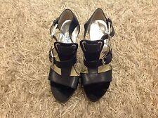 Michael Kors platform buckle sandals size 6M