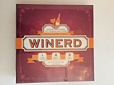 Winerd: The Wine Tasting Game That Crushes Grape Fears