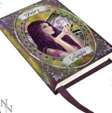 A7 Embossed Fairy Magic Pocket Journal By nemesis Now Artist Luna Lakota