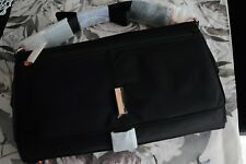 MIMCO Zen Baby Mat Bag Black Versatile Bag w/ Compartments New with Tags