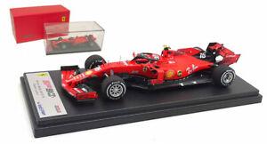 Looksmart LSF1024 Ferrari SF90 Winner Italian GP 2019 - Charles Leclerc 1/43