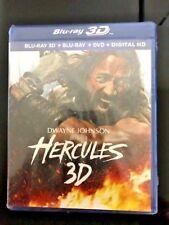 Hercules 3D Blu-Ray 3D+DVD+Digital HD