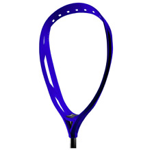 New Warrior Nemesis Lacrosse Goalie Head Royal Blue unstrung lax indoor field