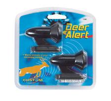 Custom Accessories Black Deer Warning Device 1 pk