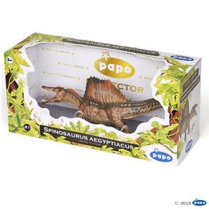 Papo 55077 Spinosaurus Aegyptiacus 40 cm Dinosaurs Limited Edition Gift Box