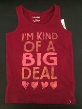 Baby Gap Girls Shirt 12-18 Months New I'm kind of a big deal Top