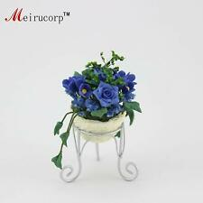Dollhouse 1:12 Scale Miniature Potted plants BLUELOVER 09876
