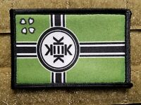 Kekistan Tactical Hook Backed Morale Patch Lord Kek Patriot Trump Republican