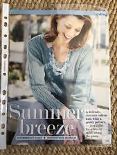 Womans Weekly Womens Jumper Knitting Pattern