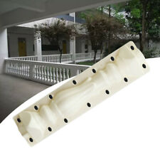 2x 70cm Balustrades Mold for Concrete Plaster Cement Casting Mould(front + back)