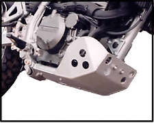 Aluminum Skid Plate for a Kawasaki KLR650 1987-2018 for use without SW crashbars