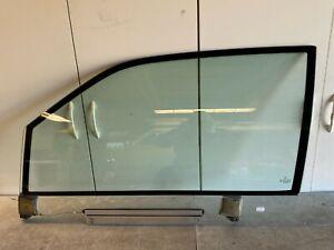 94-99 Mercedes W140 Coupe LH Door Glass Window CL500 CL600 S500 S600