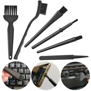 Small Black Computer Cleaners Cleaning Keyboard Brush Kit Cleaning Tools